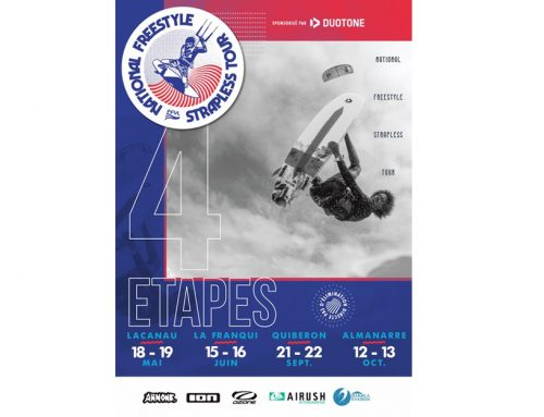 Partnership at the National Freestyle Strapless Tour